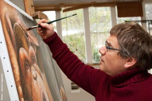 Benoît Déchelle Peintre - Illustrateur
