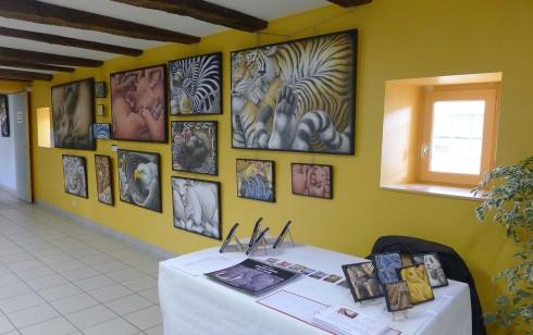 Salon Peinture et Sculpture de Ballan-Miré 2015