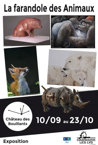 Expo-farandole-animaux-Dammarie-les-Lys-2016