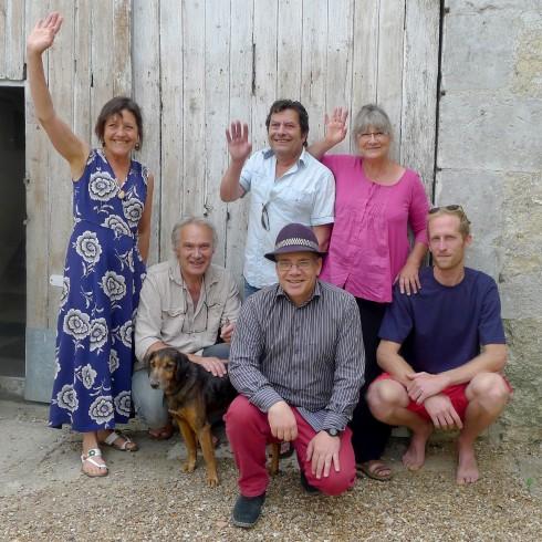 Anne Bouin, Jean-Michel Jouhanneau, Dinhut, Benoît Déchelle, Michèle T. Perbet et Deux Mètres